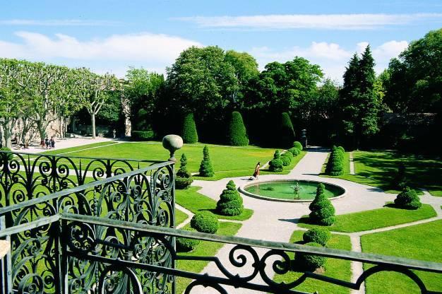 Jardin du Pavillon Vendôme